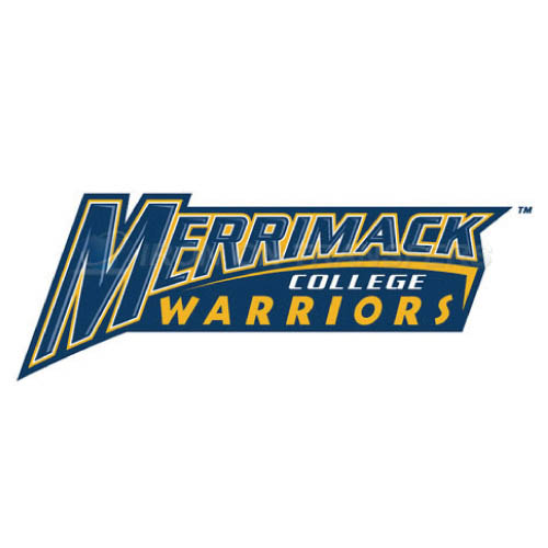 Merrimack Warriors Iron-on Stickers (Heat Transfers)NO.5035