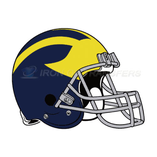 Michigan Wolverines Iron-on Stickers (Heat Transfers)NO.5079