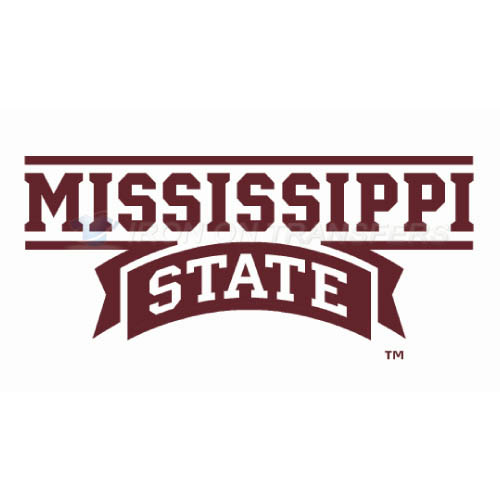 Mississippi State Bulldogs Iron-on Stickers (Heat Transfers)NO.5125