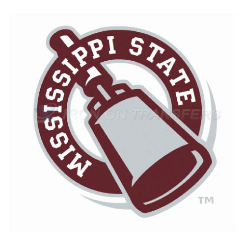 Mississippi State Bulldogs Iron-on Stickers (Heat Transfers)NO.5126