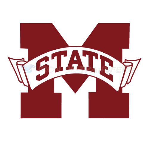 Mississippi State Bulldogs Iron-on Stickers (Heat Transfers)NO.5130