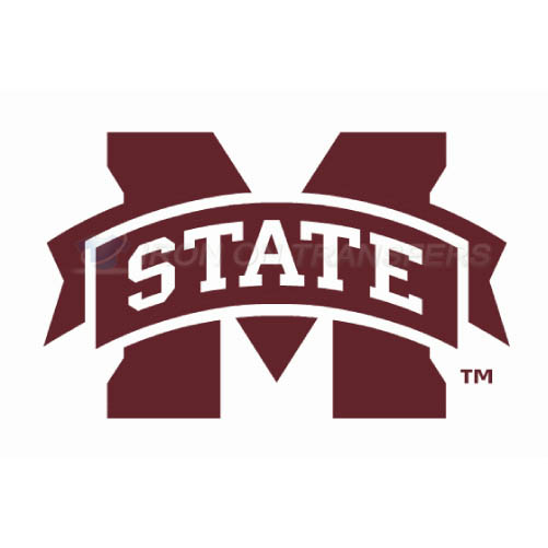 Mississippi State Bulldogs Iron-on Stickers (Heat Transfers)NO.5132