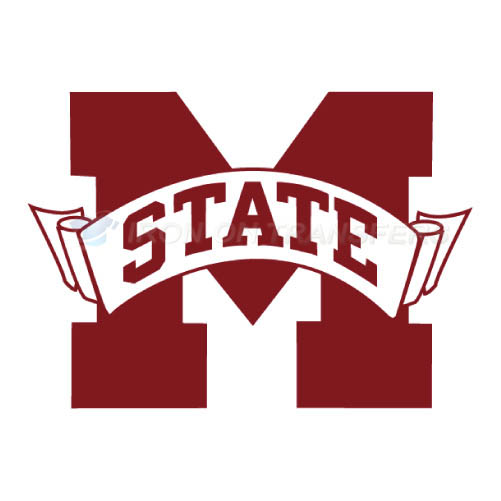 Mississippi State Bulldogs Iron-on Stickers (Heat Transfers)NO.5133