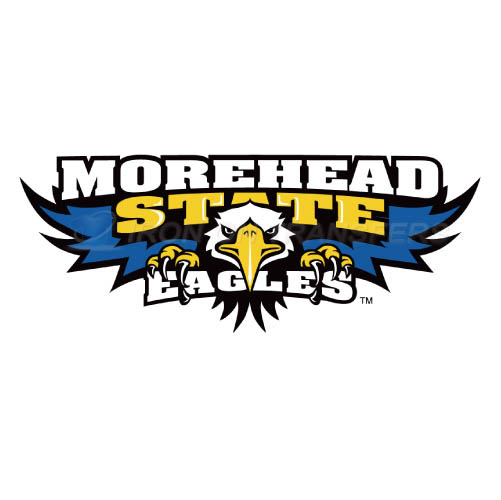 Morehead State Eagles Iron-on Stickers (Heat Transfers)NO.5189