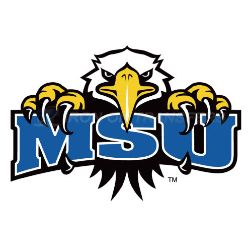 Morehead State Eagles Iron-on Stickers (Heat Transfers)NO.5190