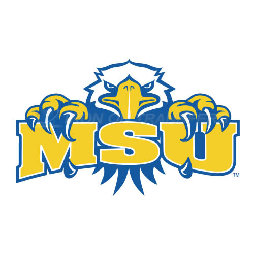 Morehead State Eagles Iron-on Stickers (Heat Transfers)NO.5192