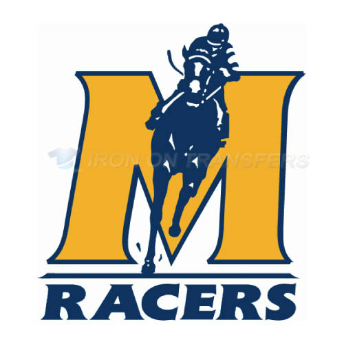 Murray State Racers Iron-on Stickers (Heat Transfers)NO.5215