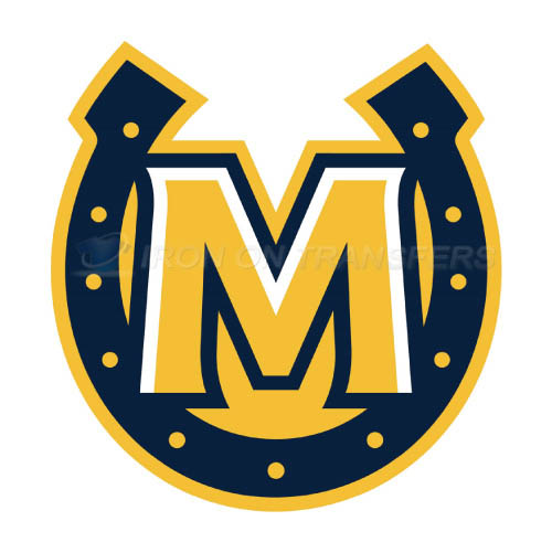 Murray State Racers Iron-on Stickers (Heat Transfers)NO.5220
