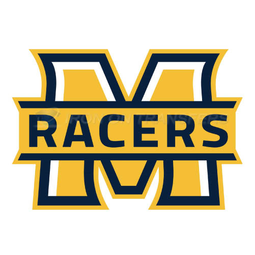 Murray State Racers Iron-on Stickers (Heat Transfers)NO.5222