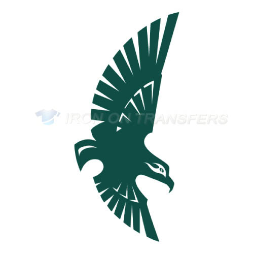 NC Wilmington Seahawks Iron-on Stickers (Heat Transfers)NO.5368