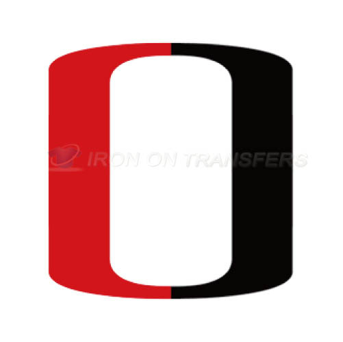 Nebraska Omaha Mavericks Iron-on Stickers (Heat Transfers)NO.5387