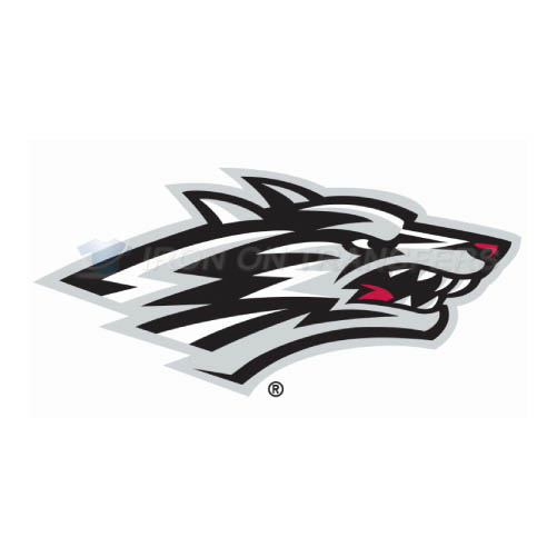 New Mexico Lobos Iron-on Stickers (Heat Transfers)NO.5429