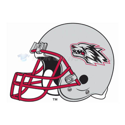 New Mexico Lobos Iron-on Stickers (Heat Transfers)NO.5430