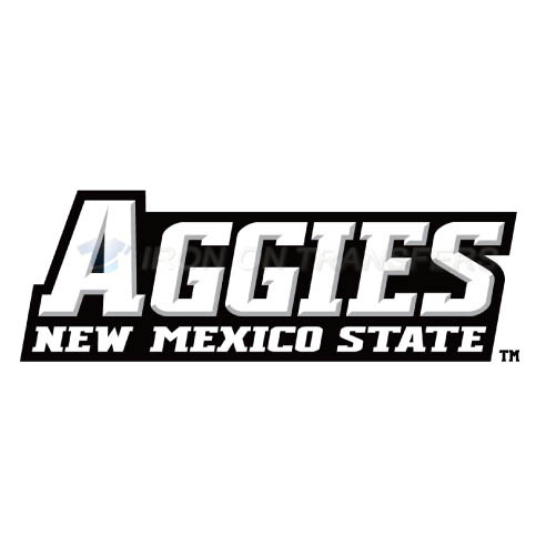 New Mexico State Aggies Iron-on Stickers (Heat Transfers)NO.5434