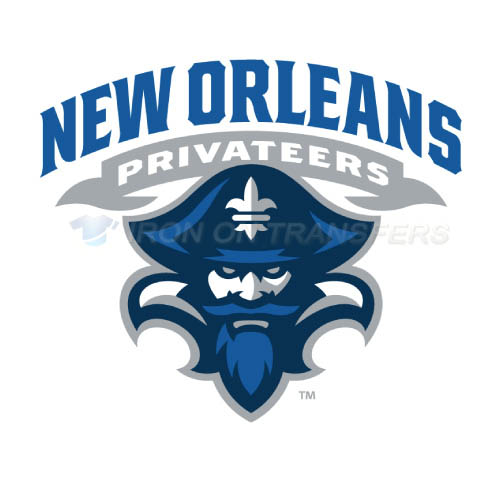 New Orleans Privateers Iron-on Stickers (Heat Transfers)NO.5444