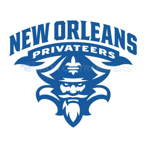New Orleans Privateers Iron-on Stickers (Heat Transfers)NO.5446