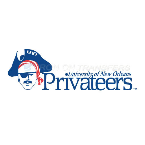 New Orleans Privateers Iron-on Stickers (Heat Transfers)NO.5448