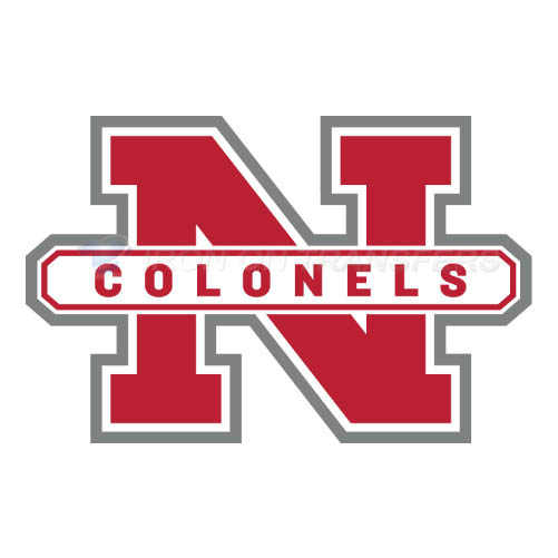 Nicholls State Colonels Iron-on Stickers (Heat Transfers)NO.5469