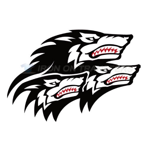 North Carolina State Wolfpack Iron-on Stickers (Heat Transfers)NO.5490