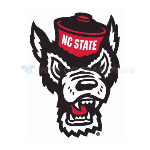 North Carolina State Wolfpack Iron-on Stickers (Heat Transfers)NO.5492