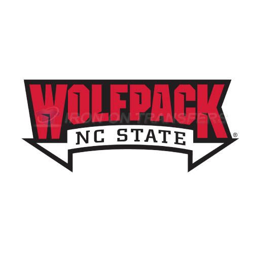 North Carolina State Wolfpack Iron-on Stickers (Heat Transfers)NO.5496
