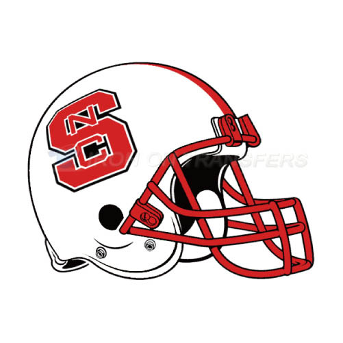 North Carolina State Wolfpack Iron-on Stickers (Heat Transfers)NO.5498