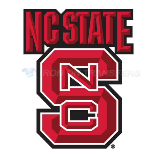 North Carolina State Wolfpack Iron-on Stickers (Heat Transfers)NO.5499