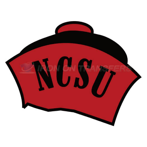 North Carolina State Wolfpack Iron-on Stickers (Heat Transfers)NO.5501