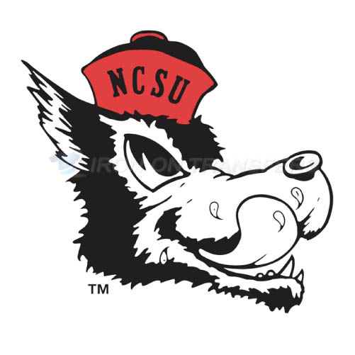 North Carolina State Wolfpack Iron-on Stickers (Heat Transfers)NO.5502