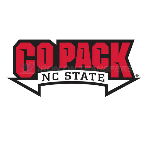 North Carolina State Wolfpack Iron-on Stickers (Heat Transfers)NO.5504