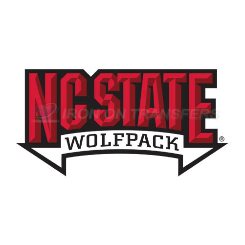 North Carolina State Wolfpack Iron-on Stickers (Heat Transfers)NO.5508
