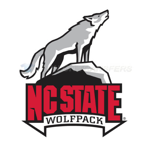 North Carolina State Wolfpack Iron-on Stickers (Heat Transfers)NO.5510