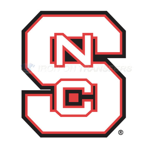 North Carolina State Wolfpack Iron-on Stickers (Heat Transfers)NO.5512