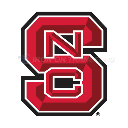 North Carolina State Wolfpack Iron-on Stickers (Heat Transfers)NO.5513