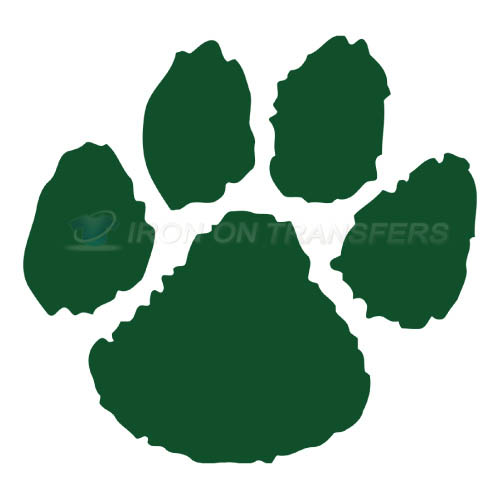 Northern Michigan Wildcats Iron-on Stickers (Heat Transfers)NO.5689