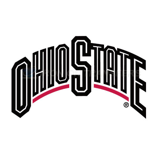 Ohio State Buckeyes Iron-on Stickers (Heat Transfers)NO.5747