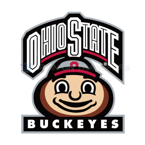 Ohio State Buckeyes Iron-on Stickers (Heat Transfers)NO.5759