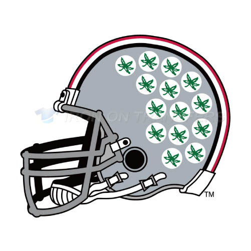 Ohio State Buckeyes Iron-on Stickers (Heat Transfers)NO.5762