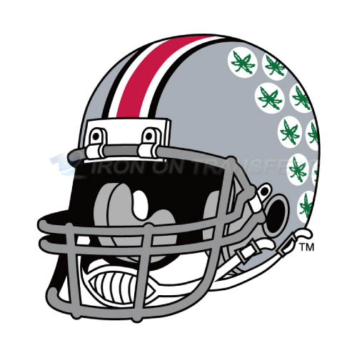 Ohio State Buckeyes Iron-on Stickers (Heat Transfers)NO.5763