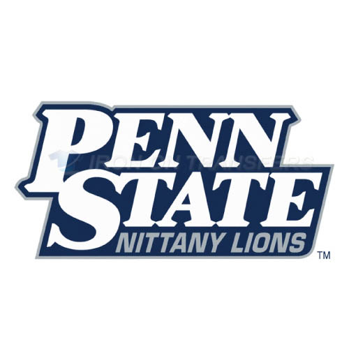 Penn State Nittany Lions Iron-on Stickers (Heat Transfers)NO.5861