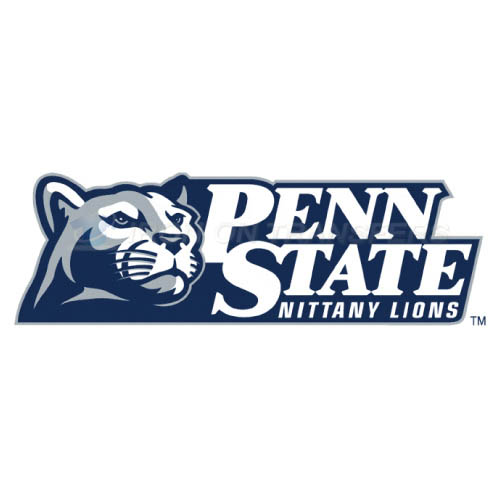 Penn State Nittany Lions Iron-on Stickers (Heat Transfers)NO.5863