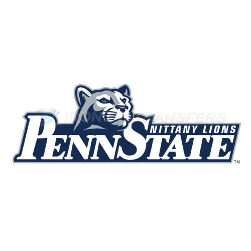 Penn State Nittany Lions Iron-on Stickers (Heat Transfers)NO.5864