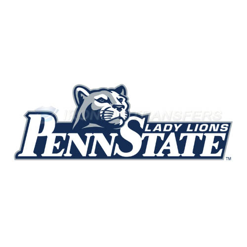 Penn State Nittany Lions Iron-on Stickers (Heat Transfers)NO.5865