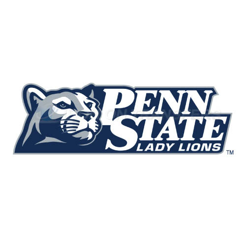 Penn State Nittany Lions Iron-on Stickers (Heat Transfers)NO.5868