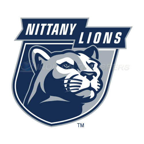 Penn State Nittany Lions Iron-on Stickers (Heat Transfers)NO.5869