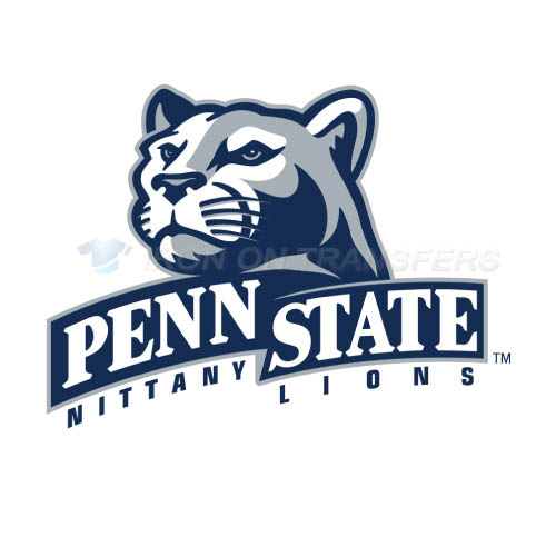 Penn State Nittany Lions Iron-on Stickers (Heat Transfers)NO.5870