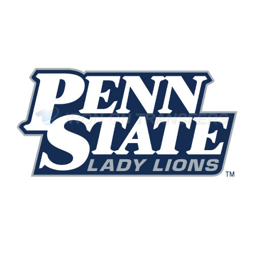 Penn State Nittany Lions Iron-on Stickers (Heat Transfers)NO.5871
