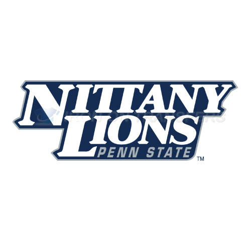 Penn State Nittany Lions Iron-on Stickers (Heat Transfers)NO.5874
