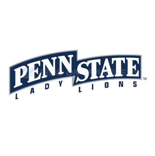 Penn State Nittany Lions Iron-on Stickers (Heat Transfers)NO.5875