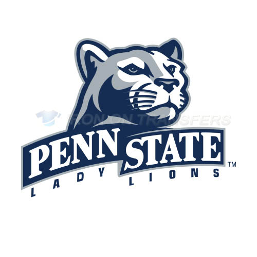 Penn State Nittany Lions Iron-on Stickers (Heat Transfers)NO.5877